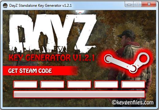 How to use DayZ Standalone Key Generator